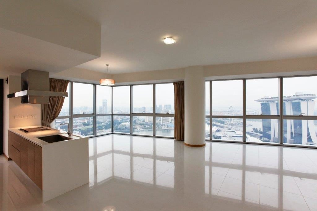 Marina Bay Residence highest record price set by Kenny Lee